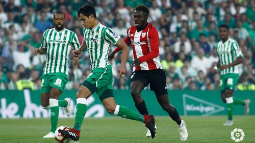 Real Betis are one of the teams to watch out for this season.