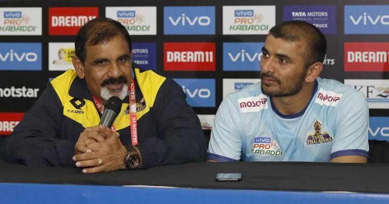 E Bhaskaran & Ajay Thakur