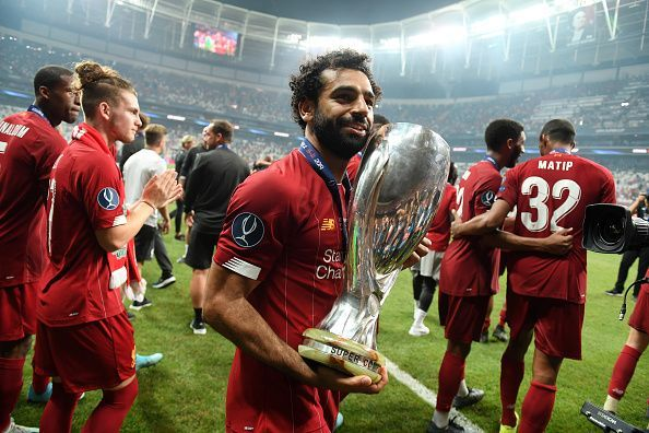 Liverpool won the Super Cup