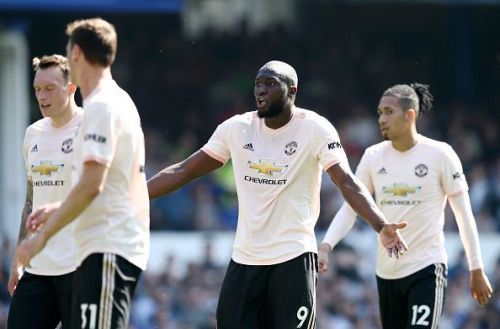 Romelu Lukaku says he didn't feel protected at Manchester United