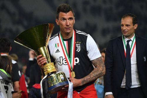 United have expressed their interest in Mario Mandzukic.