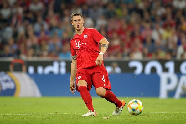 Niklas Sule had a night to forget