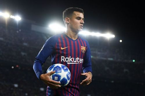Philippe Coutinho's torrid time at Barcelona may have come to an end