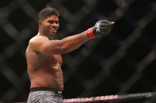Alistair Overeem is all set to make his UFC return in December