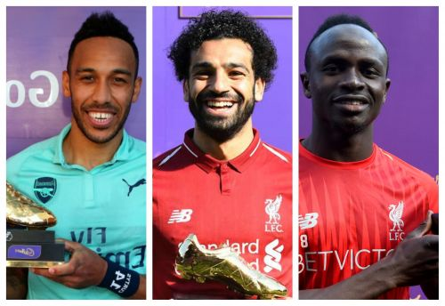 Last season saw three players share the Premier League Golden Boot Award