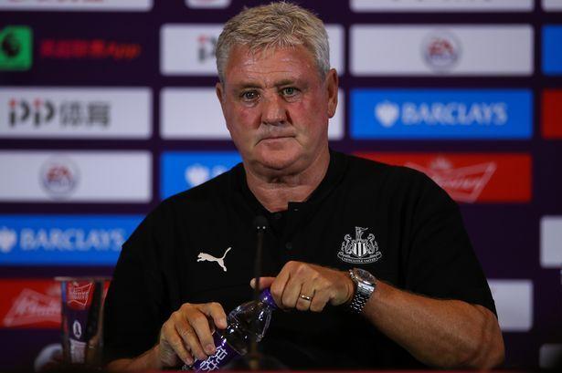 Steve Bruce (New Manager of Newcastle)