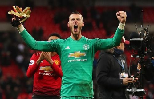De Gea has single-handedly saved United on countless occasions