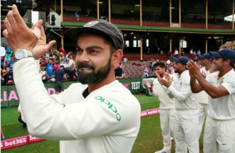 India vs west indies - 1st test , Antigua