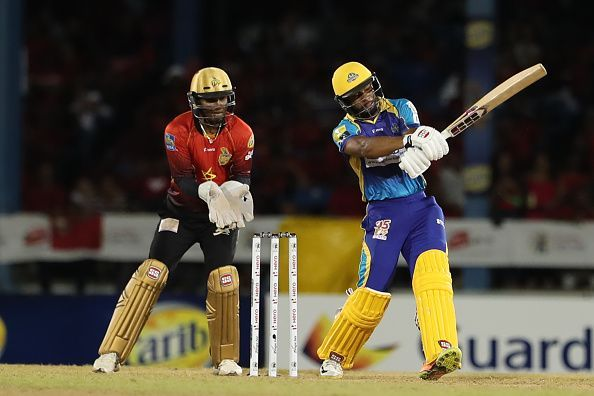 Trinbago Knight Riders v Barbados Tridents - 2018 Hero Caribbean Premier League