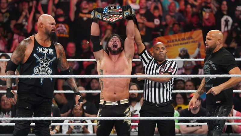 AJ Styles and his fellow O.C. Stablemates have a shot at retribution tonight on Raw