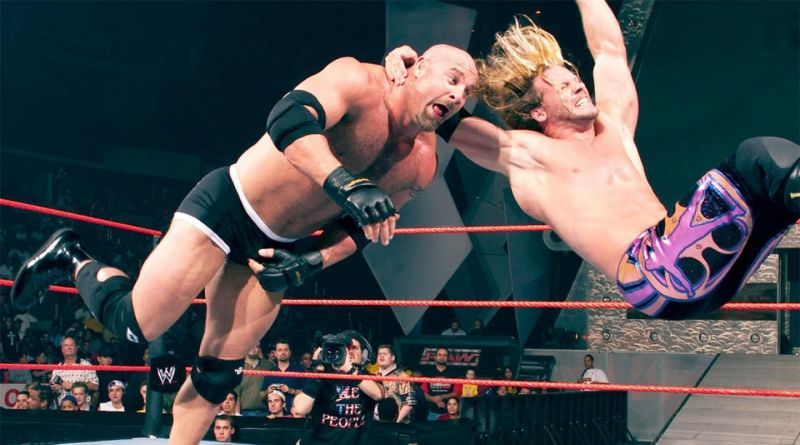 Goldberg vs Chris Jericho