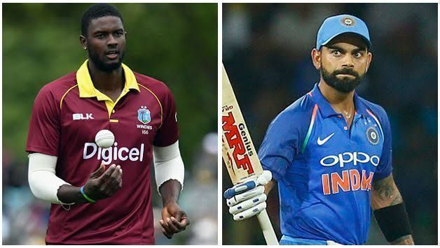 वेस्टइंडीज़  vs भारत