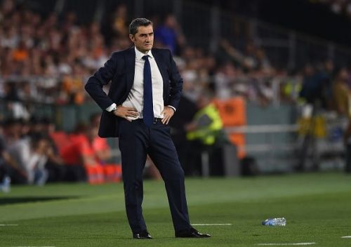 Over his two seasons at Camp Nou, Valverde has lost just four LaLiga matches