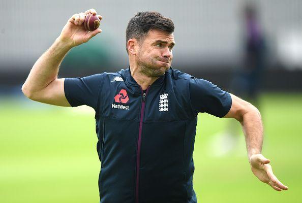 चोटिल एंडरसन दूसरे लॉर्ड्स टेस्ट से बाहर हो गए हैं