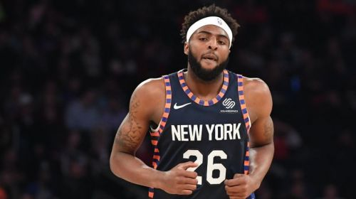 The Knicks finished last season with the worst record of the league.