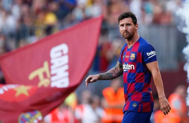 Barcelona are winless in the last six games without Lionel Messi
