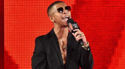 Lio Rush's main roster callup was the result of impressing Vince McMahon