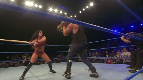 Tessa Blanchard faced her toughest challenge yet on Impact Wrestling