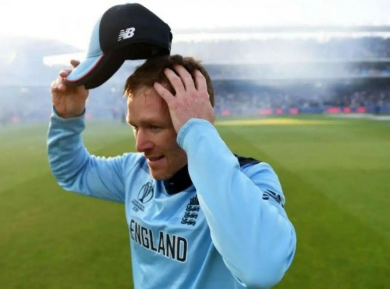 Eoin morgan the first england captain to win world cup