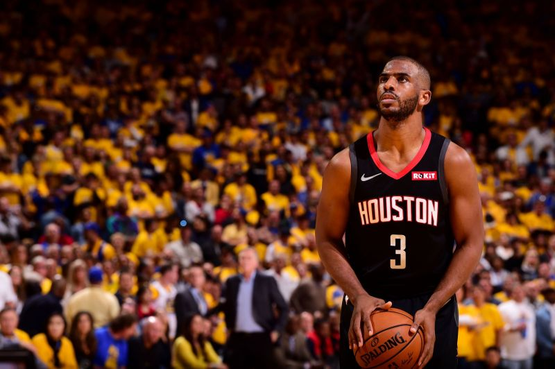 Chris Paul averaged a career-low in scoring this past season.