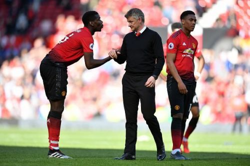 Ole Gunnar Solskjaer is looking to build his new-look United team around Paul Pogba
