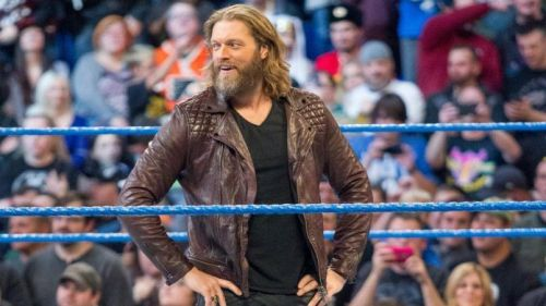 Edge won the Royal Rumble in 2010.