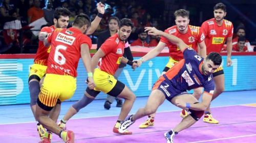 A team that remained unbeaten at home back in Season 5, Gujarat Fortune Giants lost all of their home encounters in Season 7.