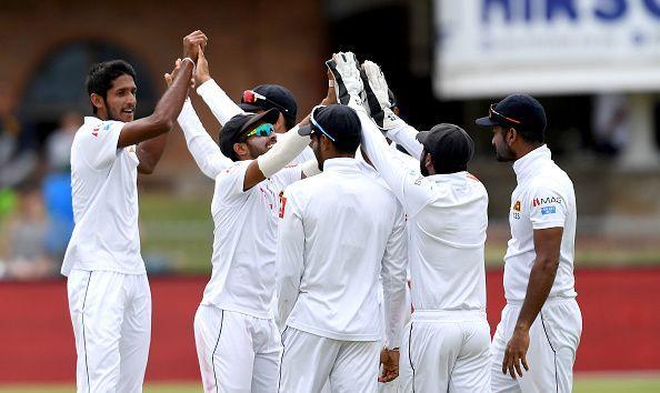 मेजबान श्रीलंका को न्यूज़ीलैंड के खिलाफ दो मैचों की टेस्ट सीरीज खेलनी है