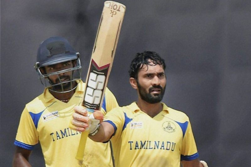 Dinesh karthik named as Tamilnadu captain in 2019 vijay hazare trophy