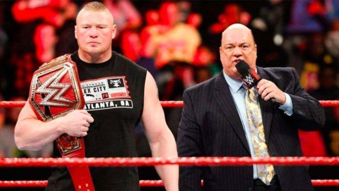 Brock Lesnar could get a taste of his own medicine on the upcoming episode of Raw