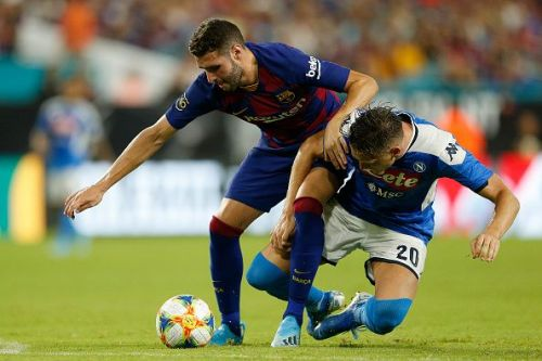 Abel Ruiz will look to use the situation to his advantage and win a promotion to the first team.