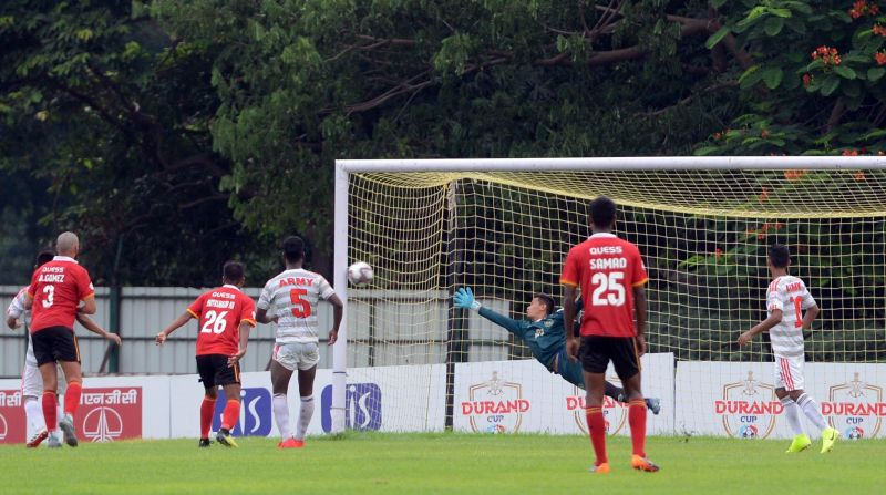East Bengal won thrashed Jamshedpur FC 6-0 in the previous match