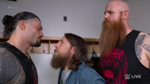 Bryan promised to bring the culprit to the forefront next week on SmackDown.