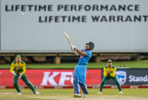 Shikhar Dhawan has a great record in South Africa