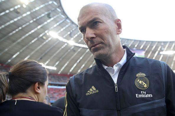 Zidane has a monumental task ahead of him this season