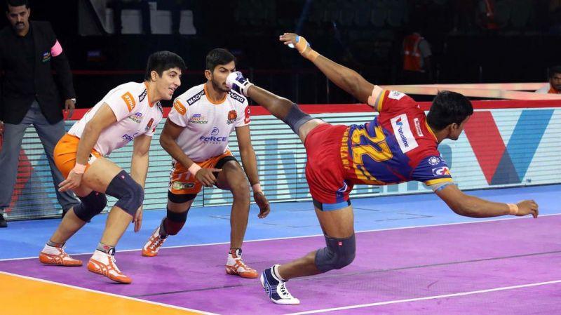 Puneri Paltan lost their last match to U.P. Yoddha