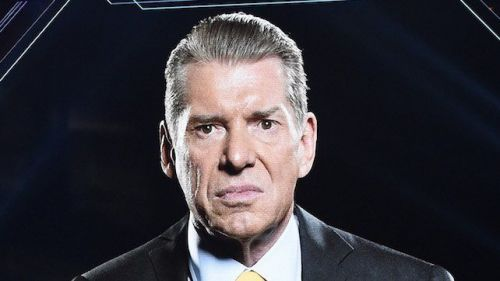 Vince McMahon, owner of WWE