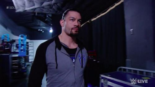 Roman Reigns was brutally attacked on Raw