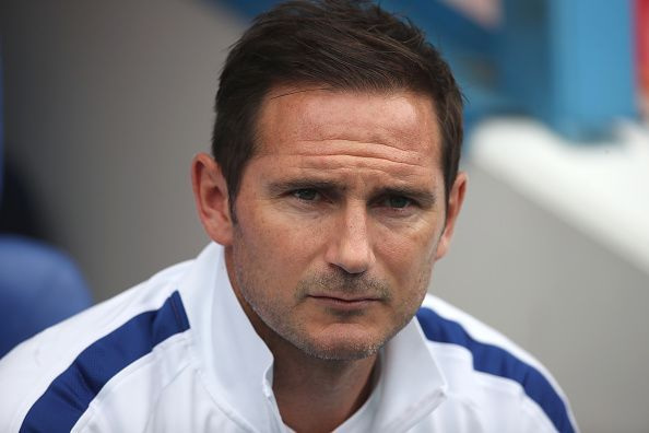 Frank Lampard back at Chelsea, this time as manager