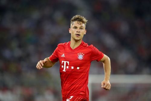 Kimmich's intelligence on the wings may be the key that unlocks Schalke