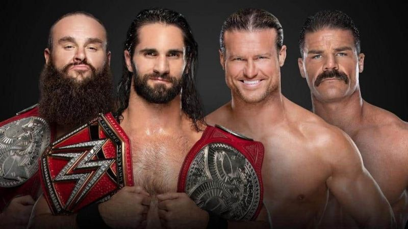 Roode and Ziggler are both former Tag Champions, and defeated four other teams this week to earn their shot