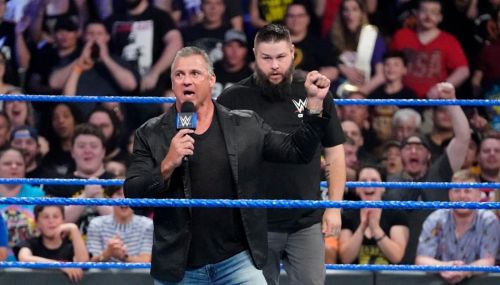 Kevin Owens has become a thorn in the side of Shane McMahon