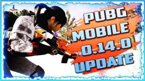 PUBG Mobile 0.14.0 Update