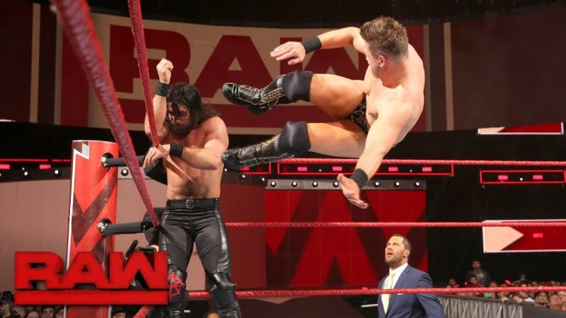 The Miz is overdue for a heel turn.