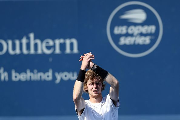 Andrey Rublev has been in good touch coming into this year