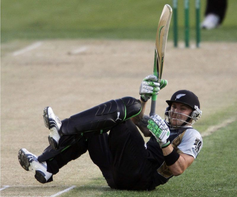 Brendon McCullum vs Australia, 2010, Christchurch