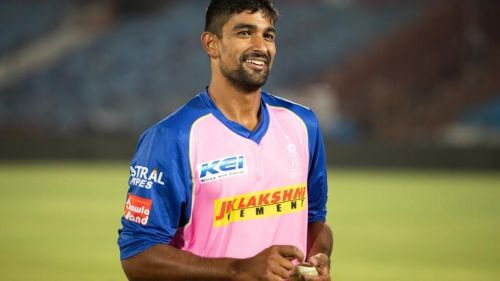 Ish Sodhi currently plays for the Rajasthan Royals