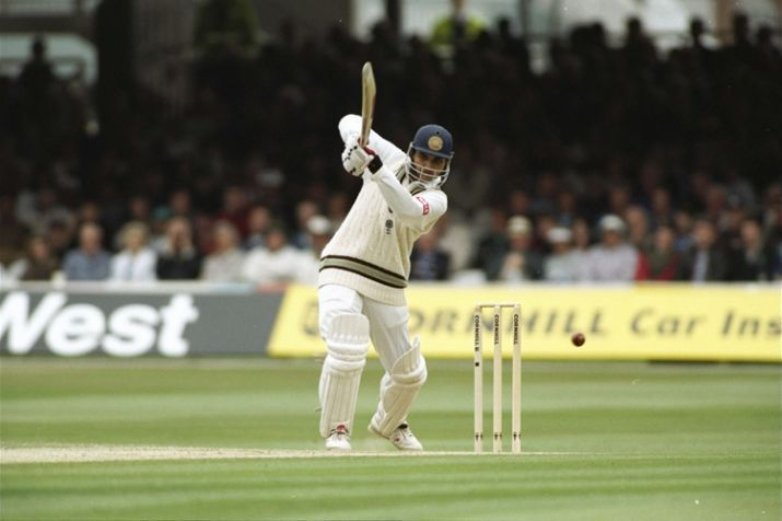 Ganguly en route to his maiden century