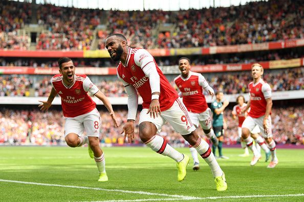 Arsenal have made it two wins from two in the Premier League this season