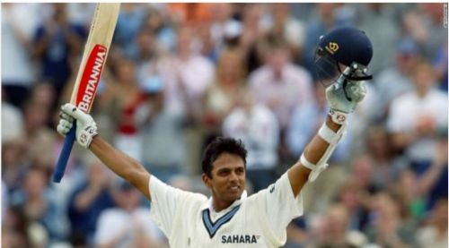 Rahul Dravid had a successful career against West Indies
